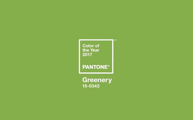2017 Trend Renkleri: Pantone Açıkladı!