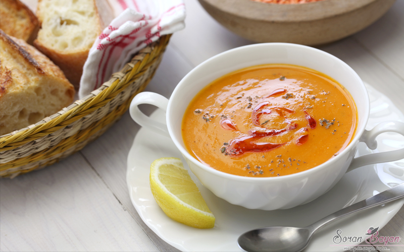 En Popüler Çorba: Mercimek Çorbası