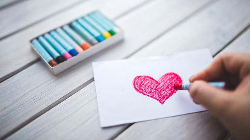 5 Kendin Yap Projesiyle; Sevgililer Günü Hediyesi