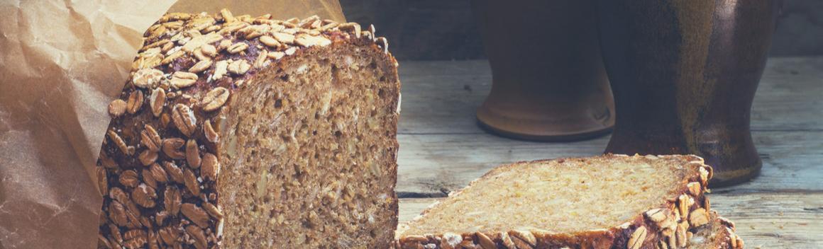 karışık tahıllı ekmek