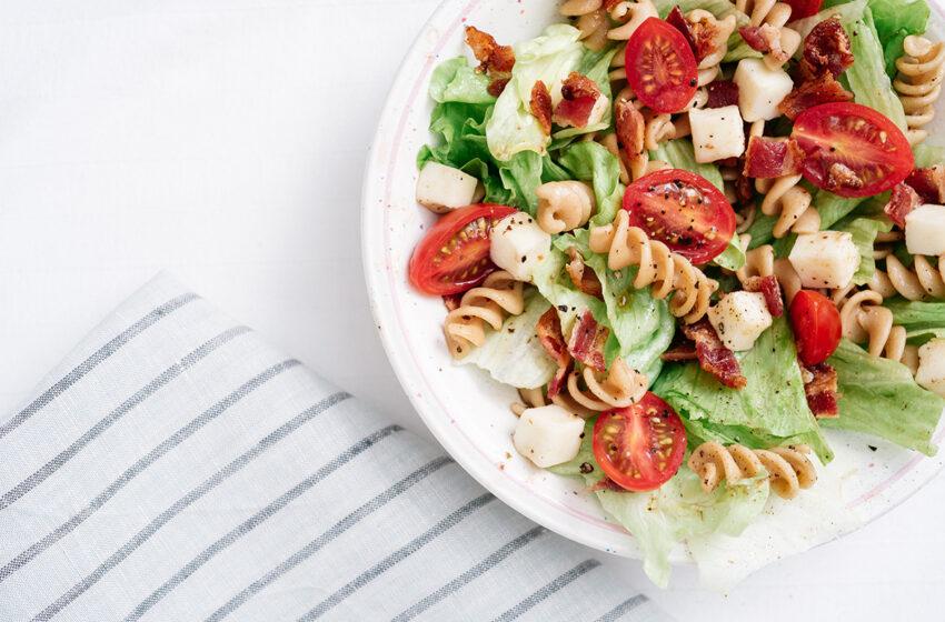 Ağzının Tadını Bilenlere: Makarna Salatası Tarifi