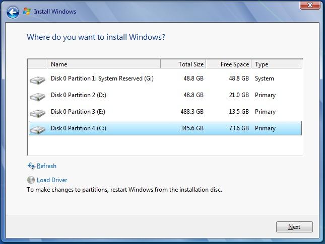 windows format disk ekranı ile ilgili görsel sonucu