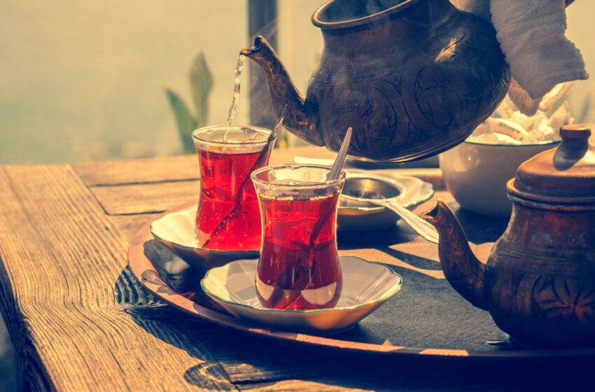 En Doğru, Lezzetli ve Sağlıklı Çay Nasıl Demlenir?