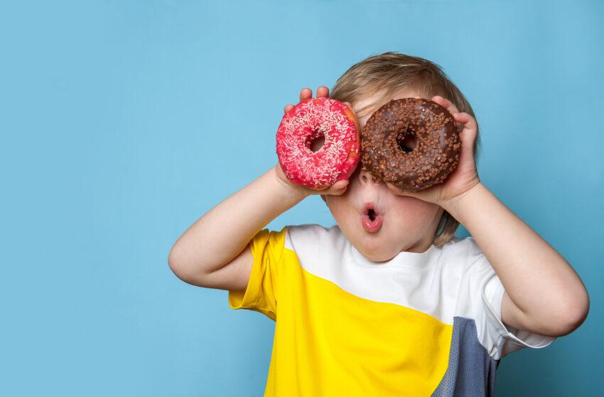 Tadıyla Kendine Aşık Eden; Donut