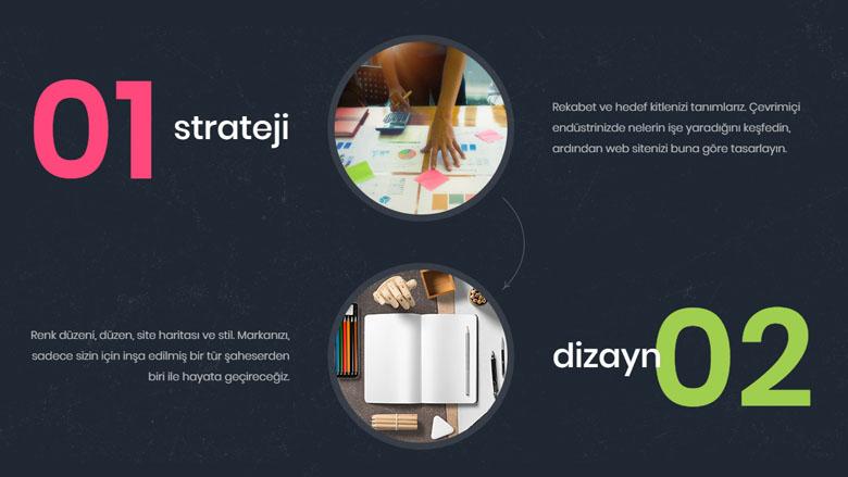 Wordpress Web Tasarım temaları