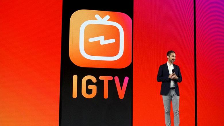 Instagram'ın Yeni Video Uygulaması: IGTV!