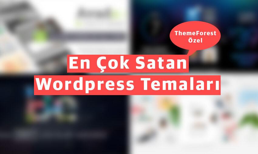 2018'in En Çok Satan WordPress Temaları
