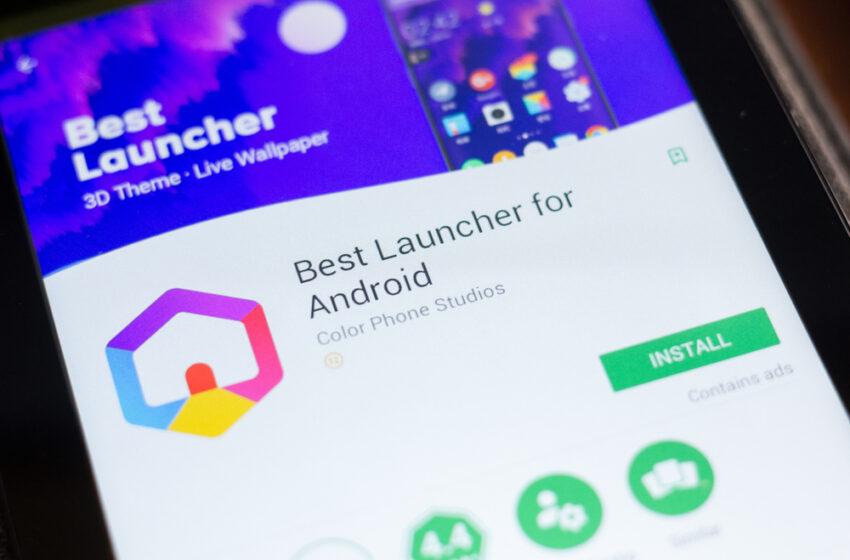 2018'in En İyi Android Launcher Uygulamaları!