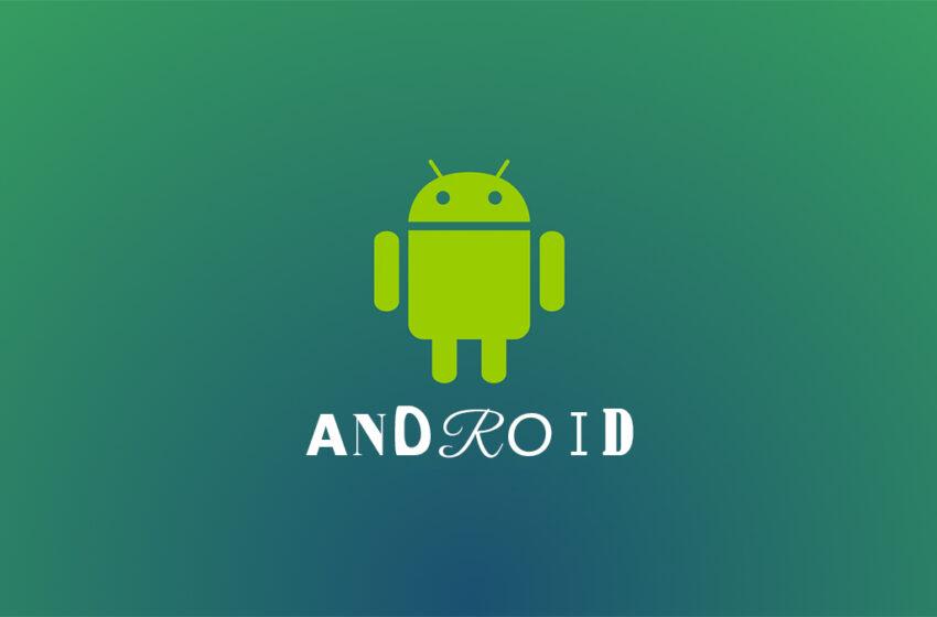 Android için yazı tipleri nasıl değiştirilir?