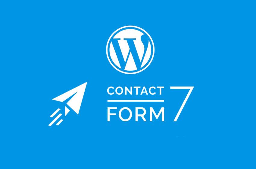 Contact Form 7 Eklentisi Nedir? Ayarları Nasıl Yapılır?