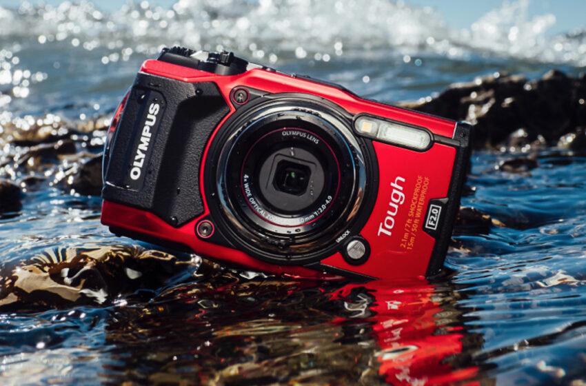 En İyi Sualtı Kamerası: Olympus Tough TG-5