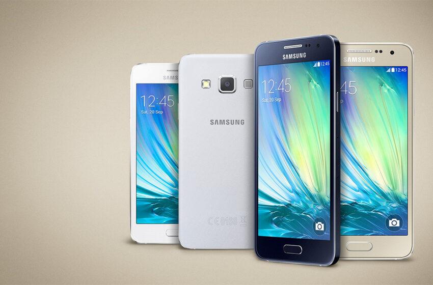 Samsung Galaxy Ekran Görüntüsü Nasıl Alınır?
