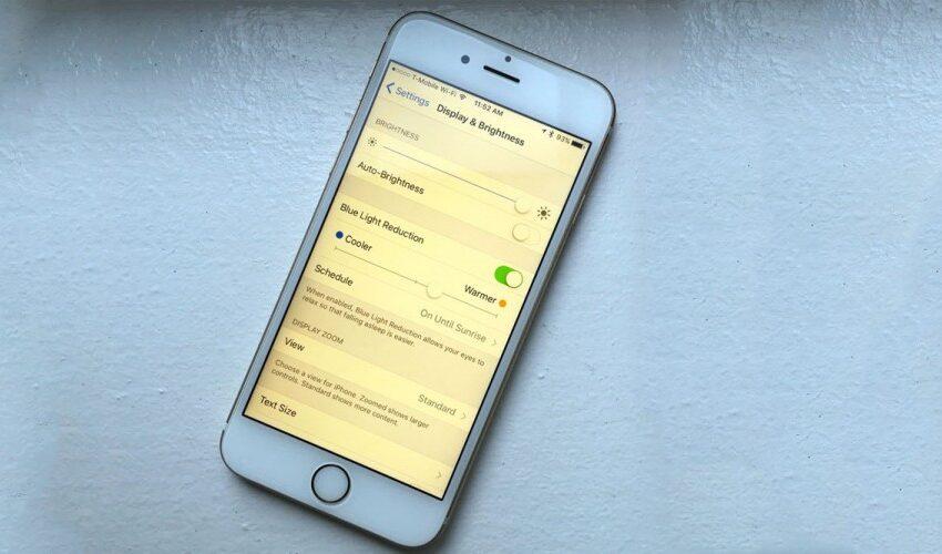 iPhone'da Sarı Ekran Sorunu Nasıl Çözülür?